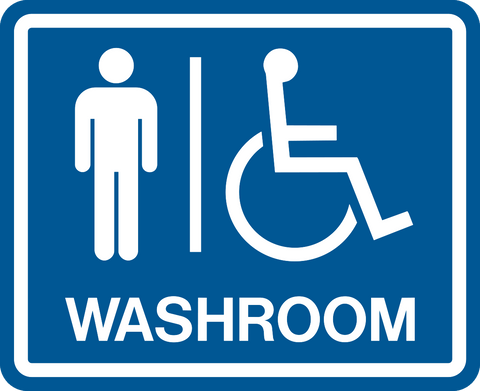 Washroom Men Accessible