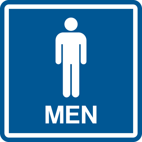 Washroom Men