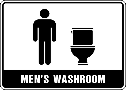 Men's Washroom