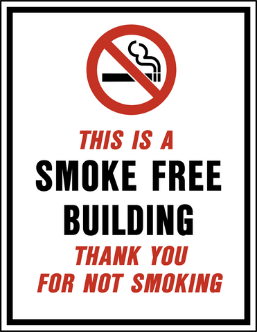 Non-Smoking Building