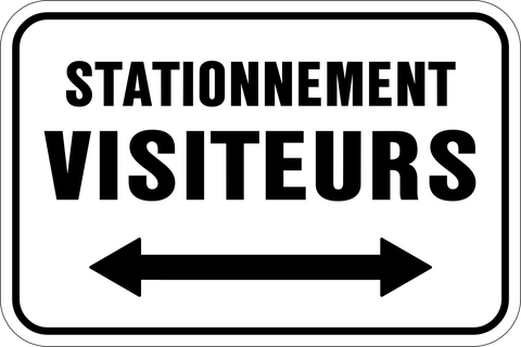 Visitor Parking French