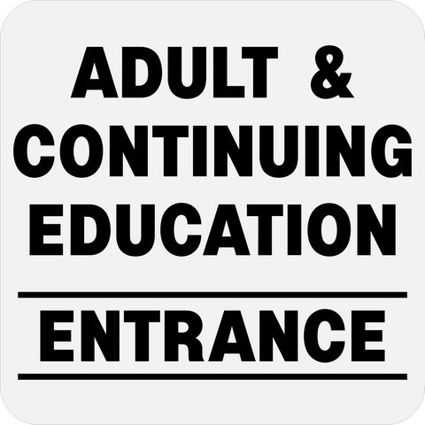 Student Adult Education