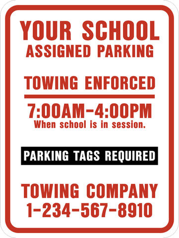 Assigned Parking