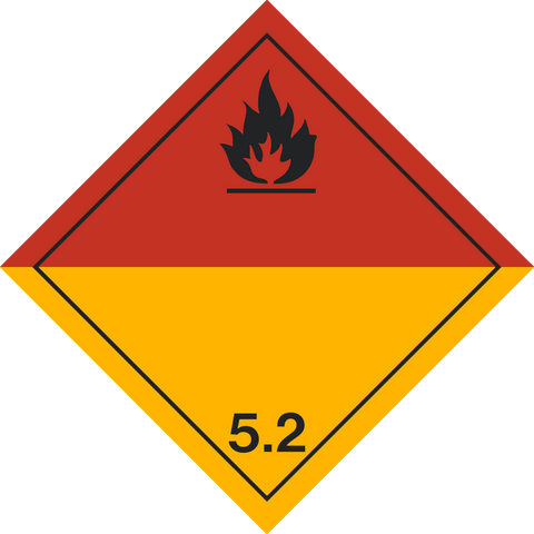 Class 5.2 - Flammable Peroxides