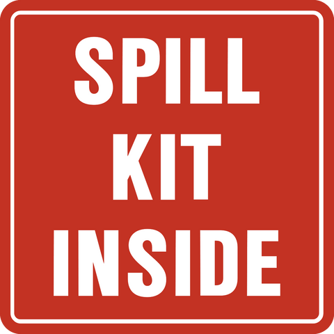 Spill Kit Inside