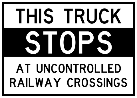 Uncontrolled Railway Crossings
