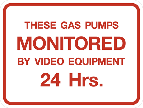 Gas Pumps monitored