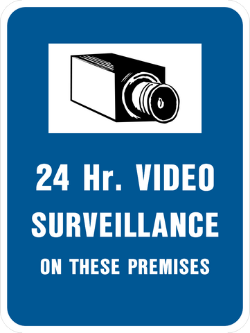 24 Hr. Video Surveillance