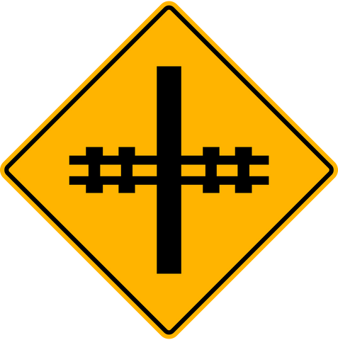 WA-18 Railway Crossing