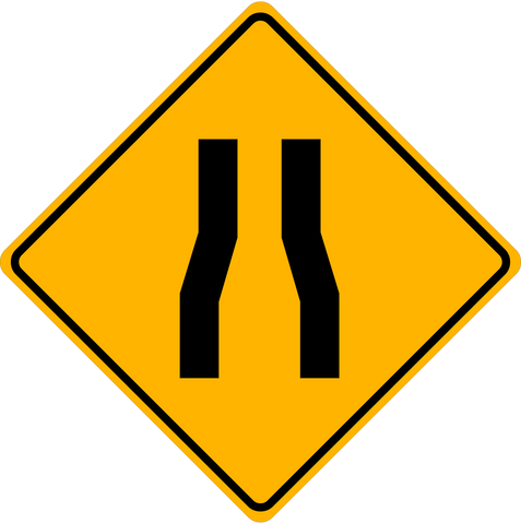WA-23 Narrow Road Ahead
