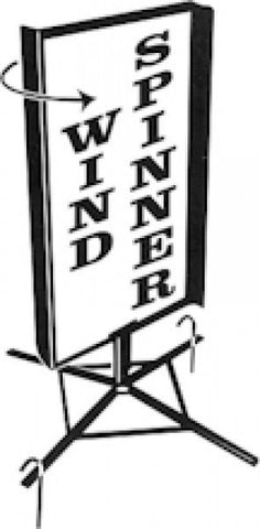 Stand - Wind-Spinner Stand