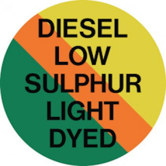 Diesel Low Sulphur Light Dyed