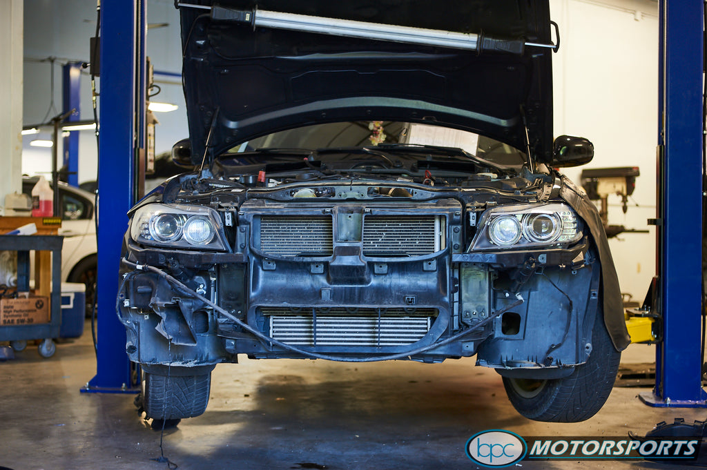 BPC BFIK Diesel Intercooler – Bimmer Performance Center