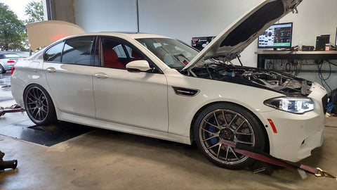 F10 M5 / F06 M6 S63 DME Tune - Bimmer Performance Center