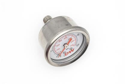 0-100 PSI 1/8in NPT Mechanical Fuel Pressure Gauge