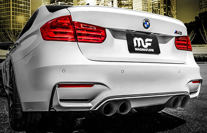 MagnaFlow F82 M4 / F80 M3 Performance Exhaust System - Bimmer Performance Center