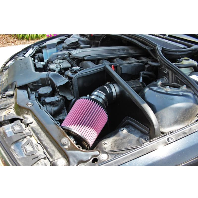 Mishimoto BMW E46 PERFORMANCE AIR INTAKE, 1999–2005 - Bimmer Performance Center