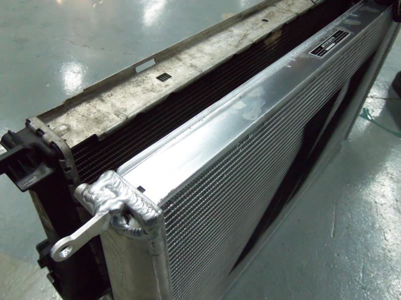 Mishimoto BMW 335I/135I PERFORMANCE ALUMINUM RADIATOR, 2006–2013 - Bimmer Performance Center