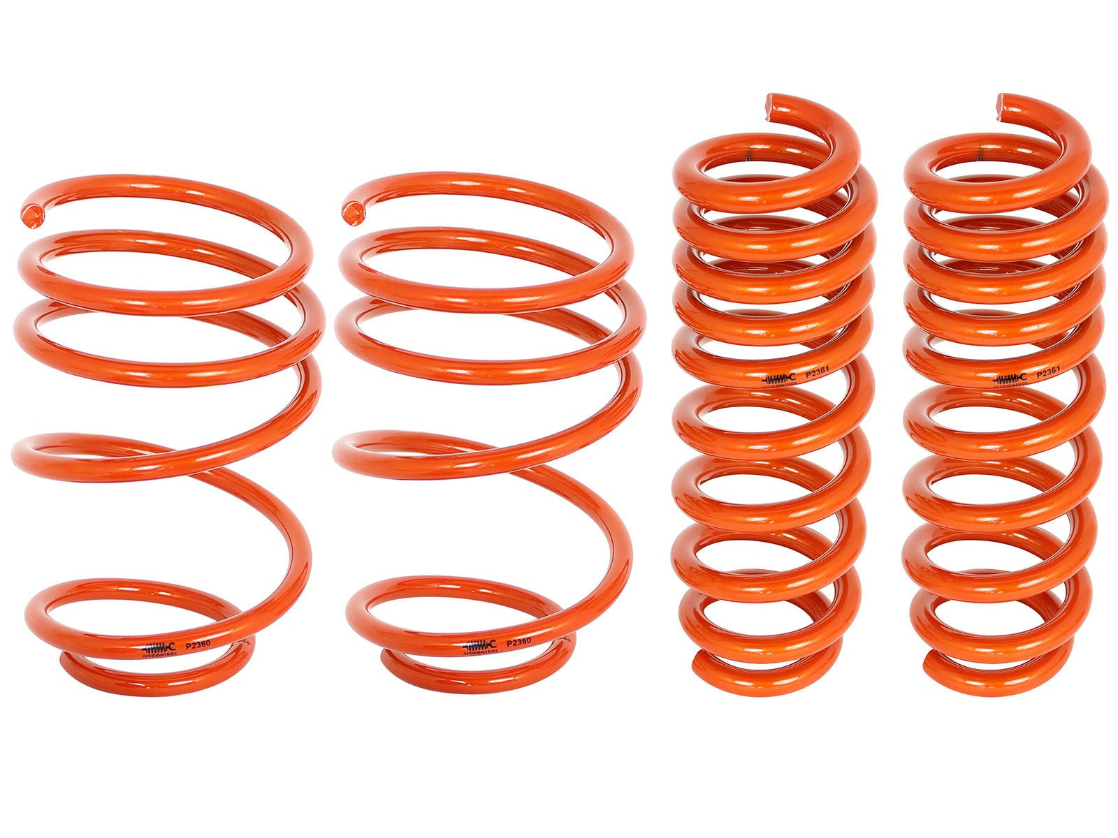 aFe 335i (E90/92) 07-13 POWER  aFe Control Lowering Springs - Bimmer Performance Center