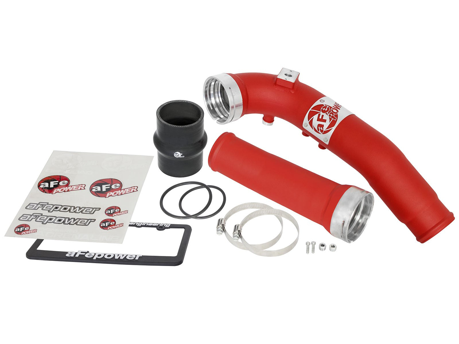 aFe POWER N20 BladeRunner Intercooler Tube Cold Side w/ Coupling and Clamps Kit - Bimmer Performance Center