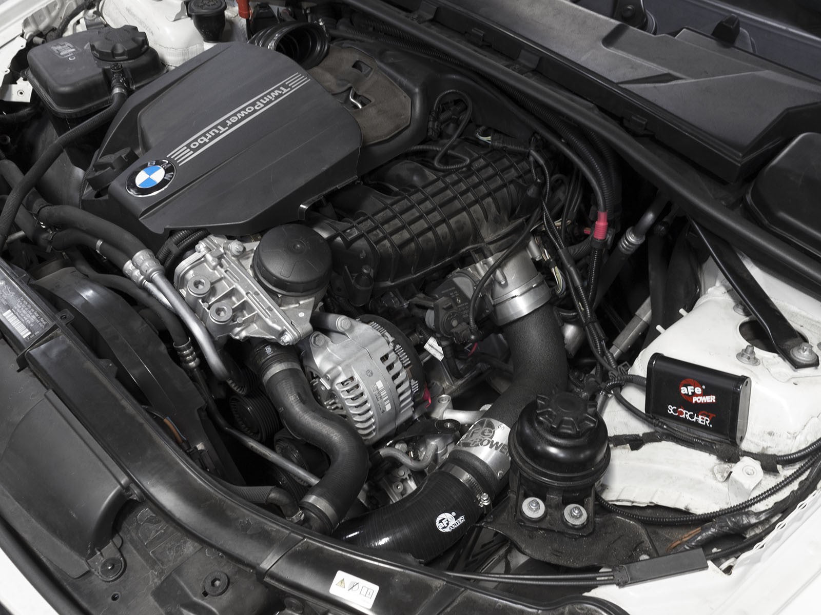 aFe POWER 335i (E9X) 11-13 L6-3.0L (t) N55 BladeRunner GT Series Intercooler with Tubes - Bimmer Performance Center