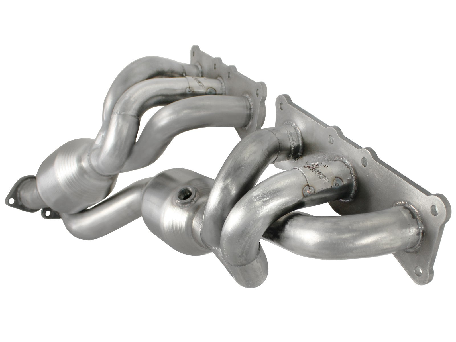 Twisted Steel Headers; Street Series