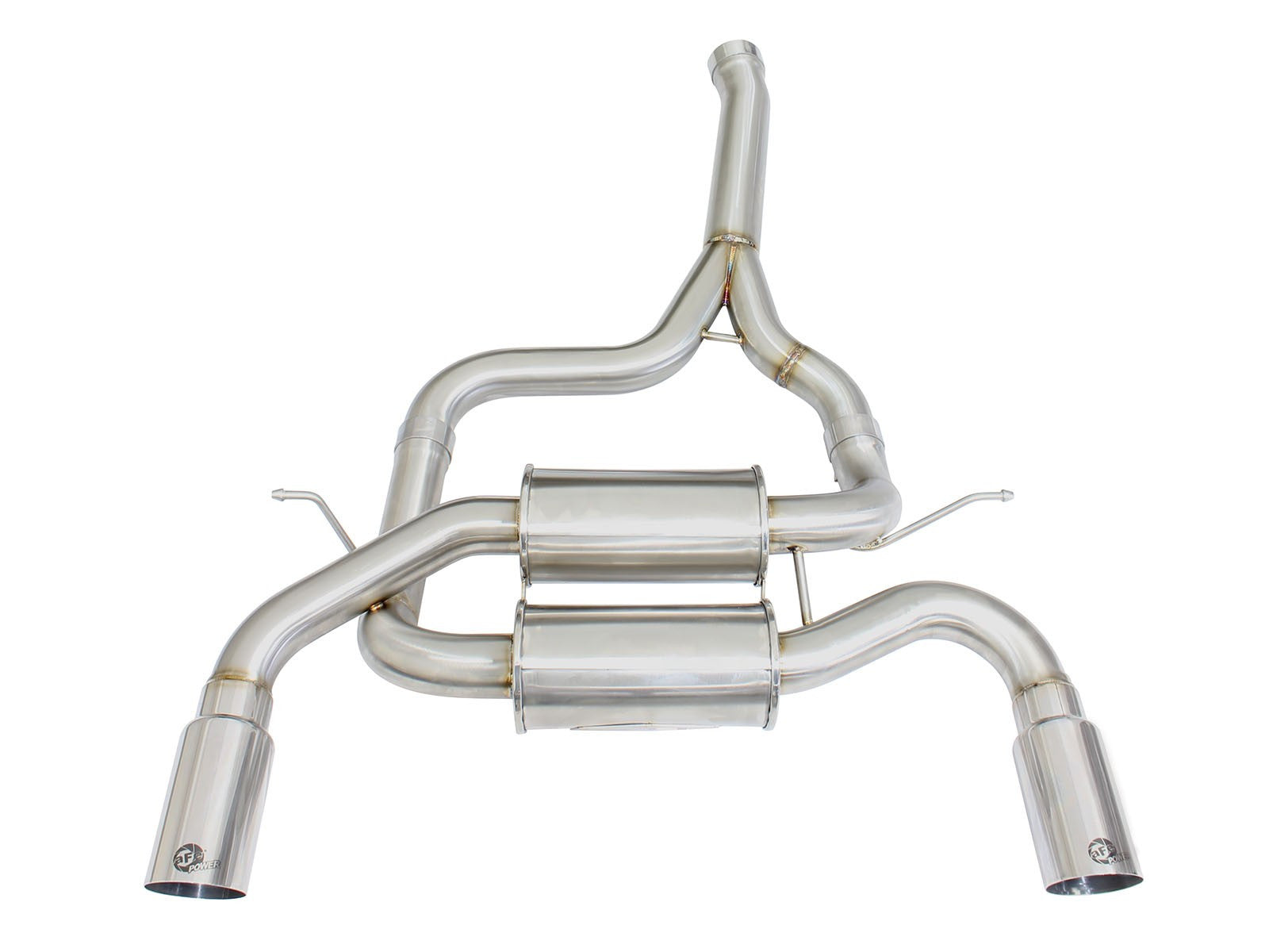 aFe POWER F30 / F32 MACH Force-Xp Axle-Back Exhaust System - Bimmer Performance Center