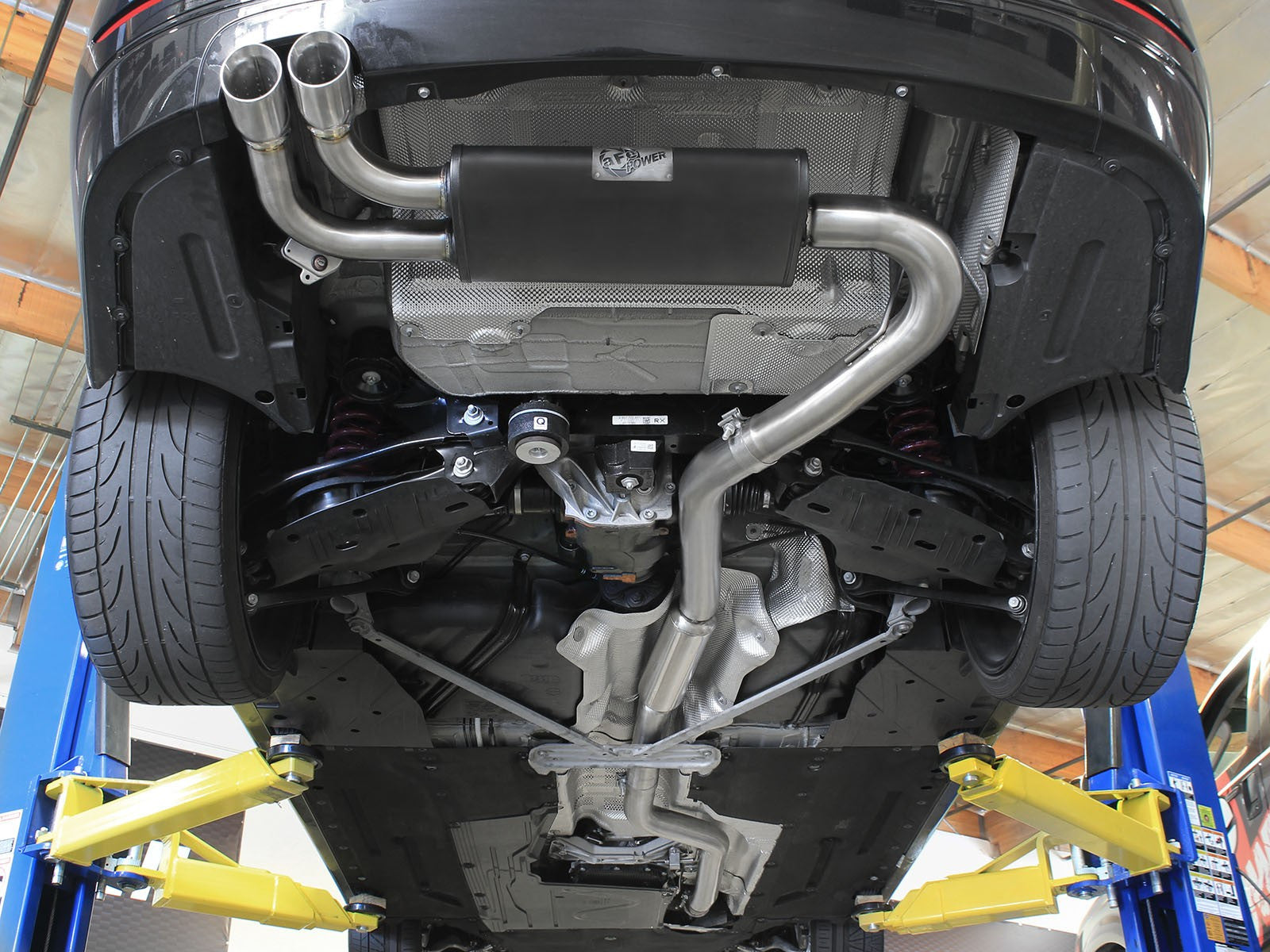 aFe POWER F30 N20 MACH Force-Xp Cat-Back Exhaust System - Bimmer Performance Center
