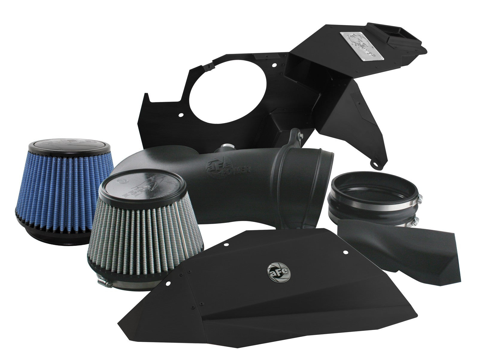 aFe POWER E9X M3 Magnum FORCE Elite Stage-2 Pro 5R Cold Air Intake System - Bimmer Performance Center