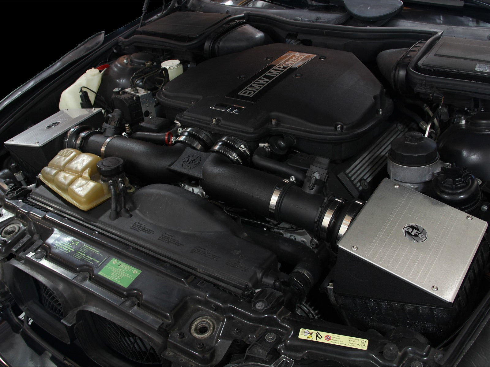 aFe POWER E39 M5 Magnum FORCE Stage-2 Pro 5R Cold Air Intake System - Bimmer Performance Center