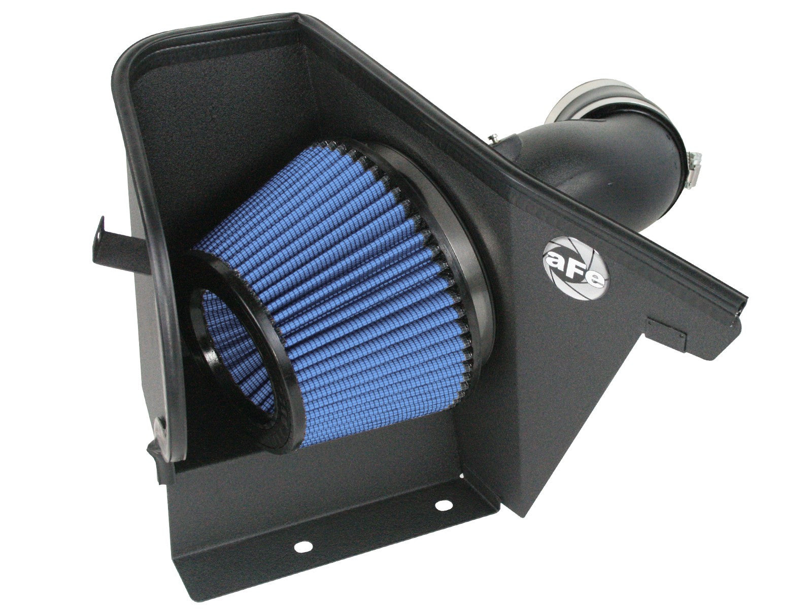 aFe POWER 5-Series (E60) 06-09 L6-3.0L Magnum FORCE Stage-2 Pro 5R Cold Air Intake System - Bimmer Performance Center