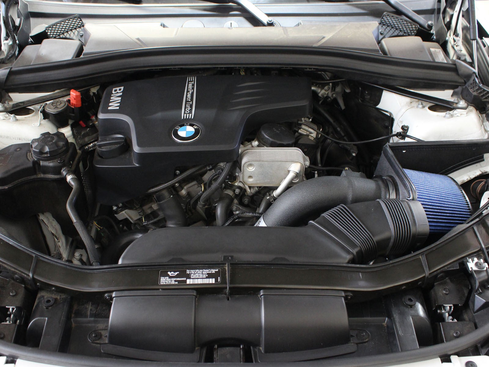 aFe POWER E84 X1 28i/ix 12-15 L4-2.0L (t) N20 Magnum FORCE Stage-2 Pro 5R Cold Air Intake System - Bimmer Performance Center