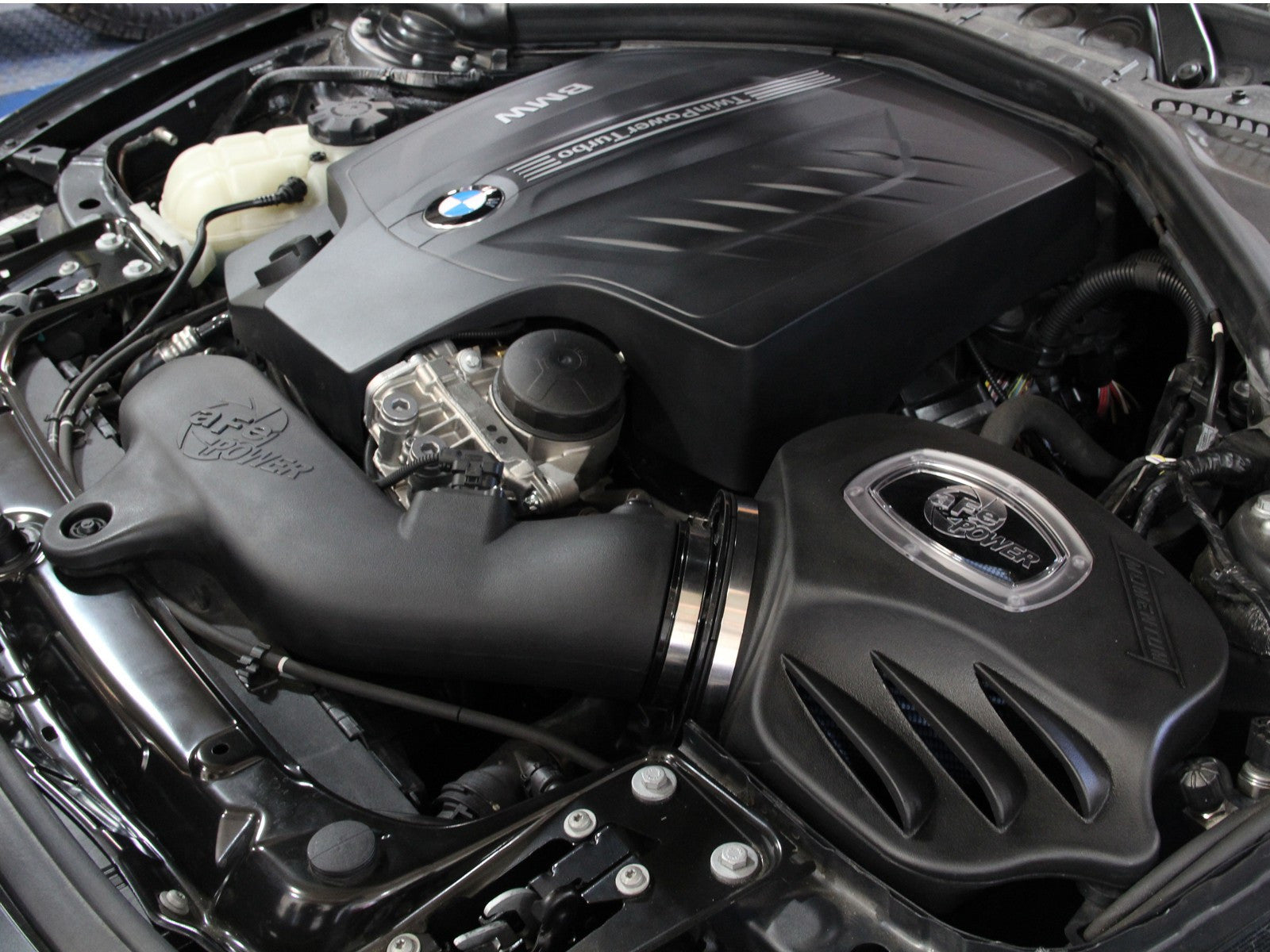 aFe POWER N55 Momentum Pro 5R Cold Air Intake System - Bimmer Performance Center