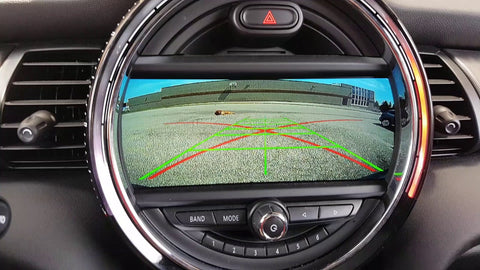 MMI Rear View Camera
