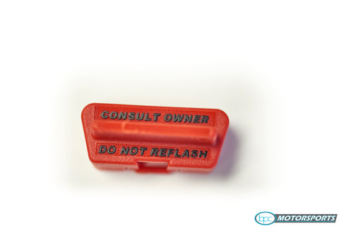 OBD-II Port Anti-Tamper Cover