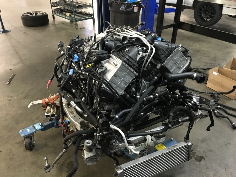 F10 M5 Engine Package - Bimmer Performance Center