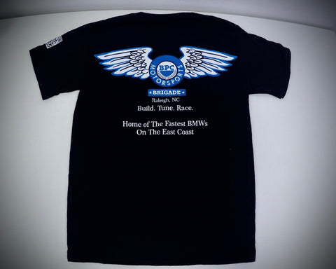 BPC Motorsports T-Shirt - Bimmer Performance Center