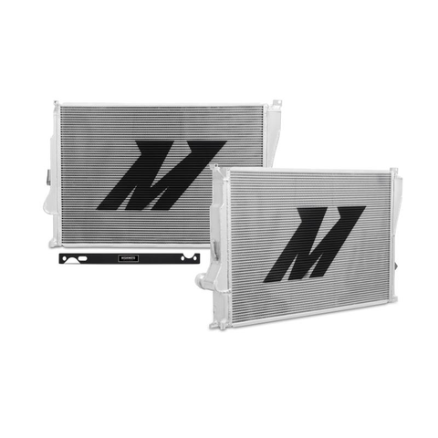 Mishimoto BMW E46 M3 PERFORMANCE ALUMINUM RADIATOR, 2001–2006 - Bimmer Performance Center