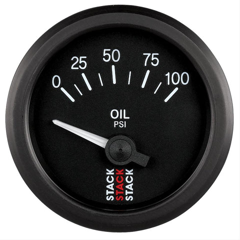"ELECTRIC GAUGE; OIL PRESSURE; 1/8"" NPTF"