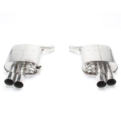 F06/F12/F13 Stainless Exhaust