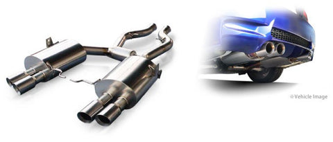 GruppeM E92 M3 Exhaust System - Bimmer Performance Center