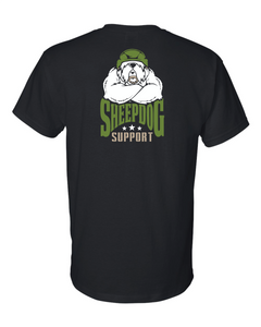 Sheepdog Support Tee