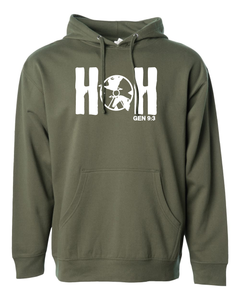 HOH Passion Hoodie