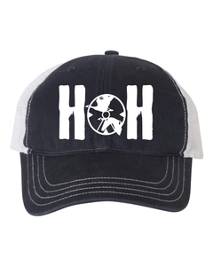 Hunt Out Hunger Spring Trucker Hat