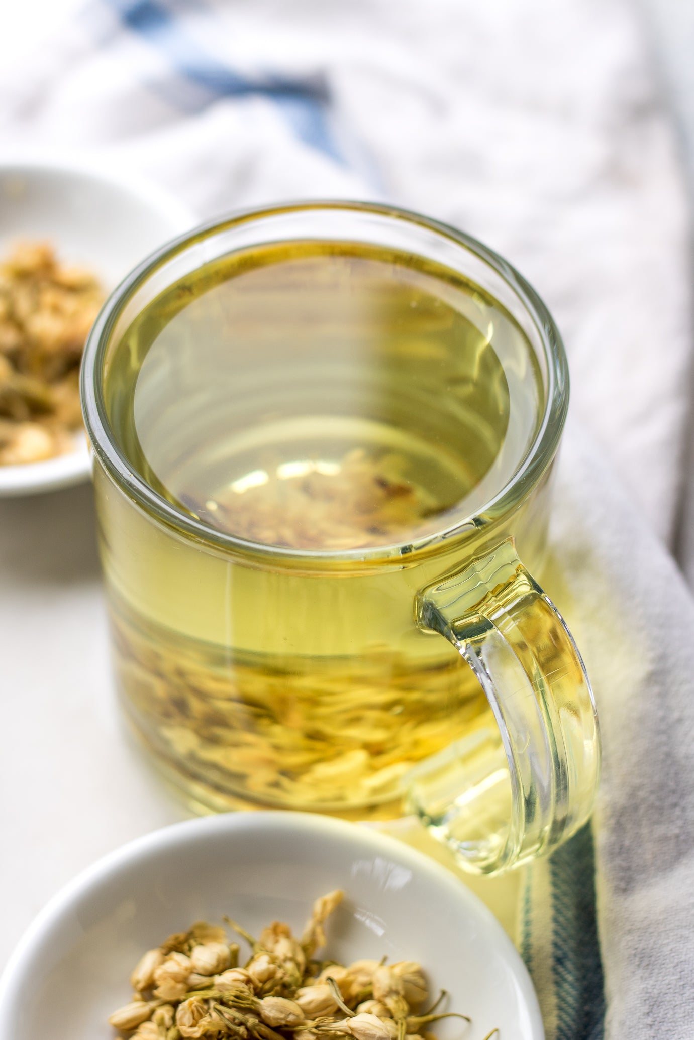How To Make Jasmine Flower Tea