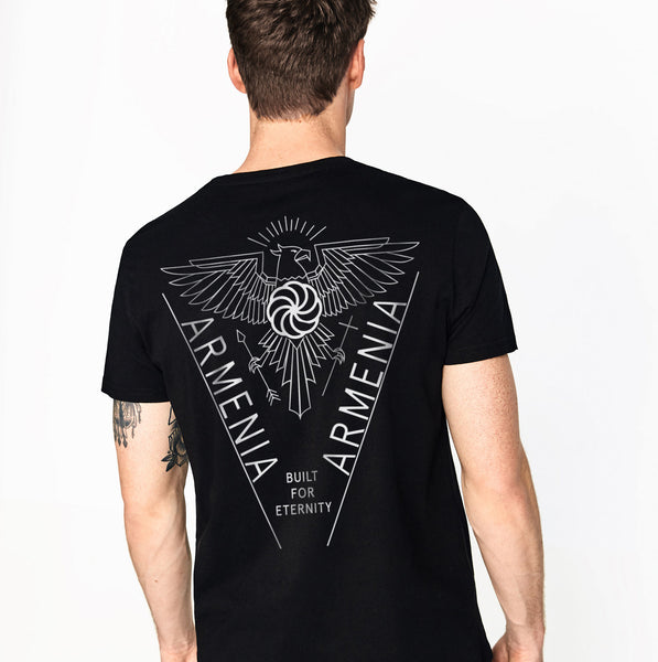 Men's Armenia Strong 'Eternity' T-Shirt