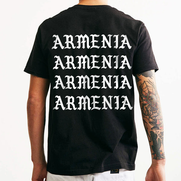 Men's Armenia Strong 'Armenia Movement' T-Shirt