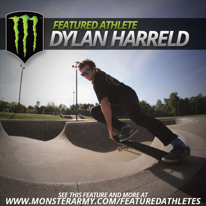 Dylan Harreld - Monster Army Athlete of the Week