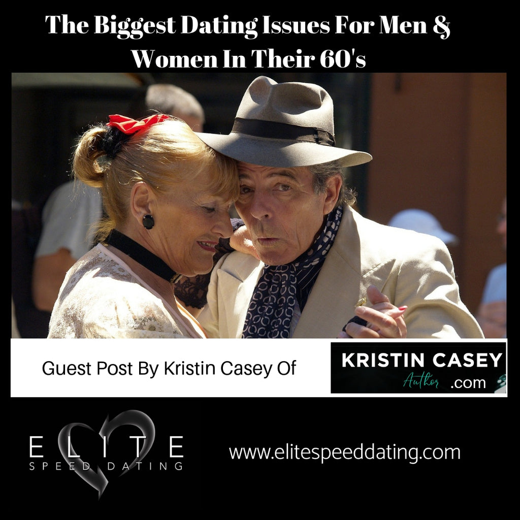 The Biggest Dating Issues For Men & Women In Their 60's