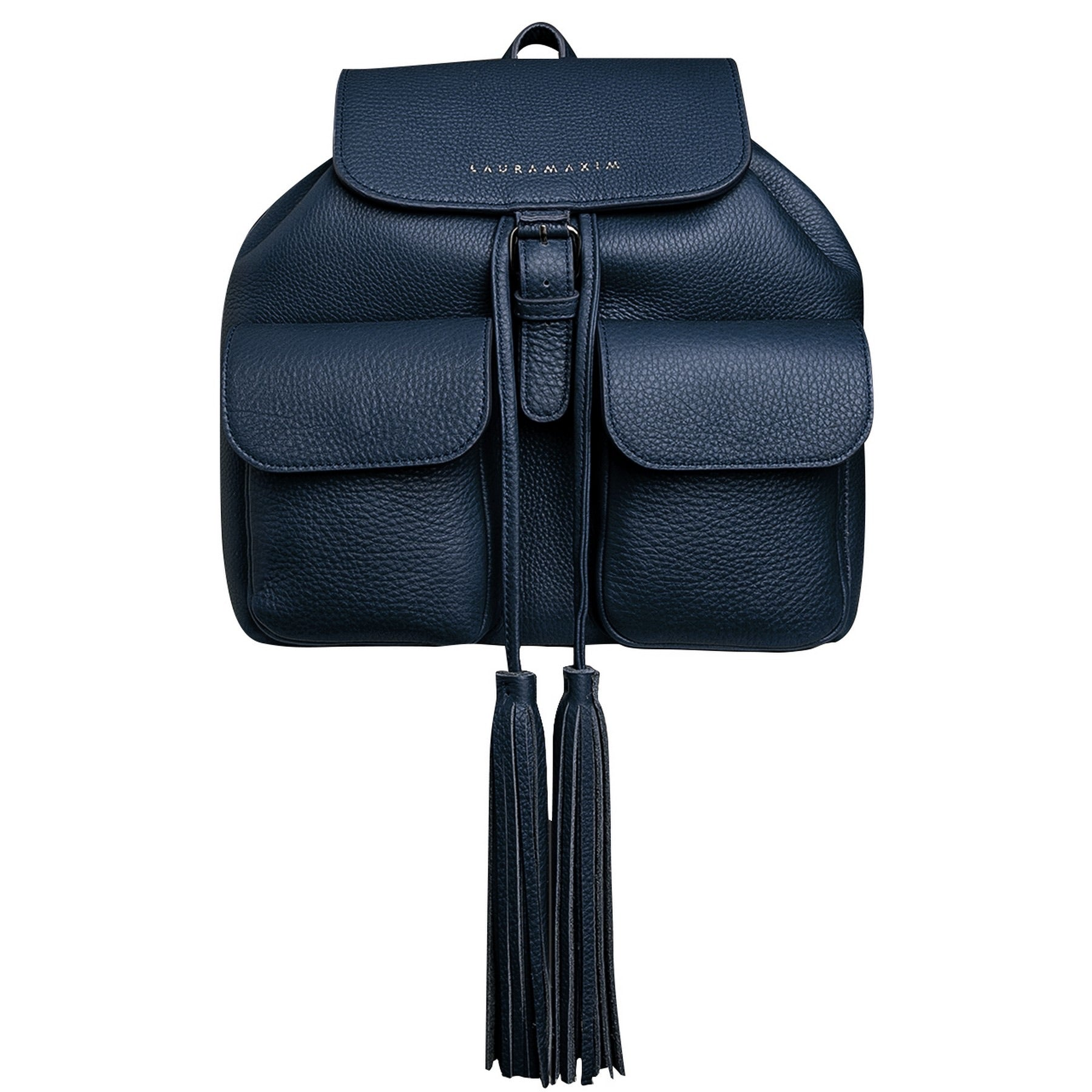 Baby Lavander Fringe Backpack